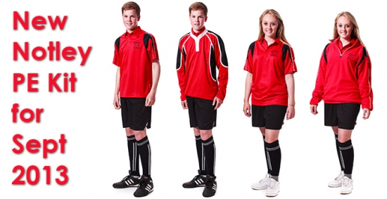 New PE Kit for September 2013