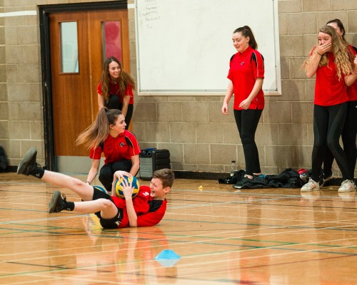 DodgeBall for Sports Relief