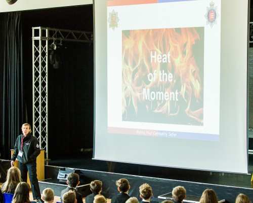 Fire Awareness Presentations