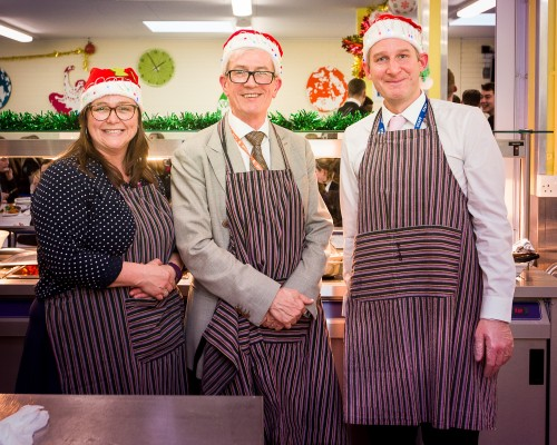 Christmas Meal in the Food Hall & Café6