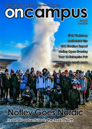 oncampus issue 28