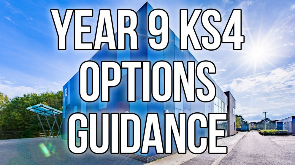 Year 9 KS4 Courses (Options) Guidance